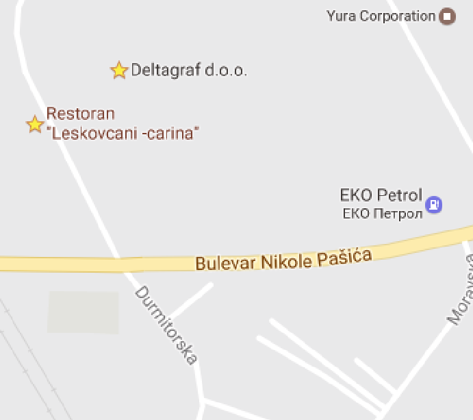 google map lokacija